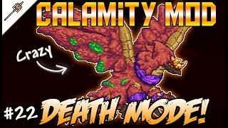 Jungle Dragon, Yharon - Death Mode! Calamity Mod Death Mode