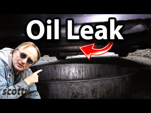 How to Find Oil Leaks in Your Car and Fix Them