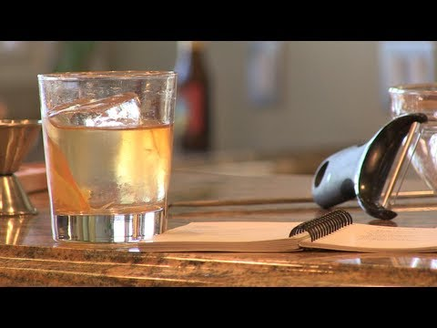 Rusty Nail Cocktail - Home Bar Basics with Dave Stolte  - Small Screen