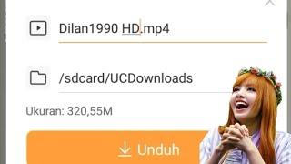 cara download film dilan full movie di hp
