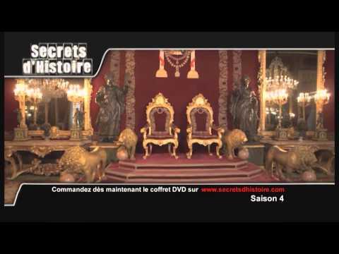 Coffret DVD Secrets d'Histoire n°4