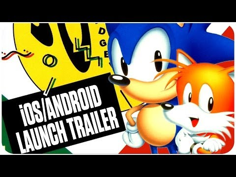 Sonic The Hedgehog 2™ iOS/Andriod - Launch Trailer