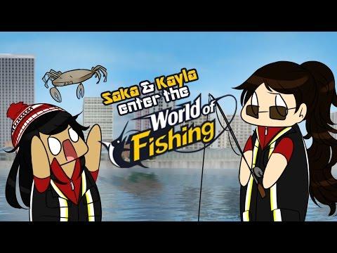 Crabs STD joke here - World Of Fishing