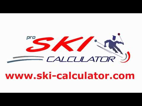 Ski size calculator - What size skis should I buy?