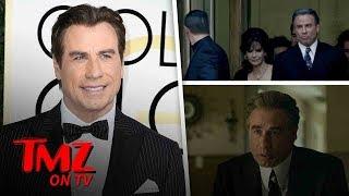 John Travolta's 'Gotti' Movie Gets Whacked!   TMZ TV