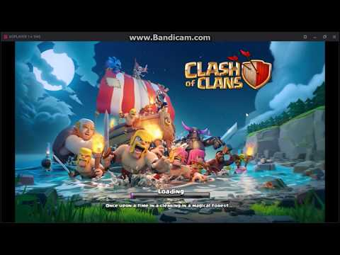 How to play COC on pc in win 7/8.1/10