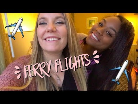 Flying Empty Planes | Flight Attendant Vlog