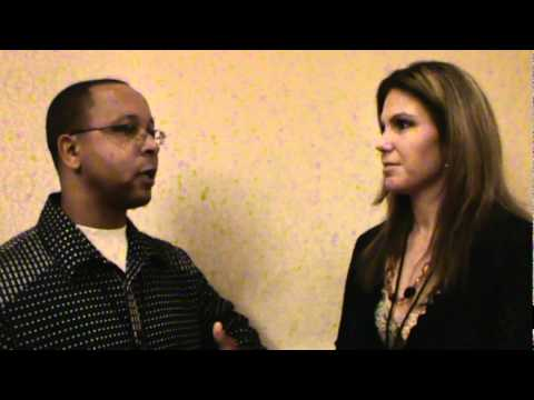 Sabrina Walker Drills Larry Beacham On The Importance of a Mentor in MLM