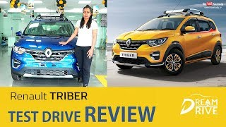 New Renault Triber Full Review | Dream Drive EP 303 | Kaumudy