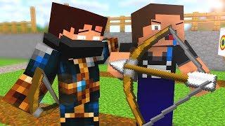 Noob vs Pro Life - Craftronix Minecraft Animation