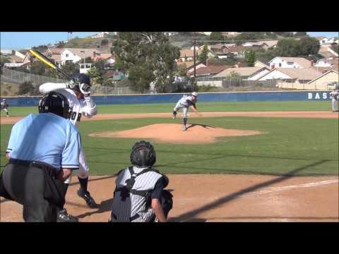 Matt Taylor RHP 2015, Varsity Highlights 2014