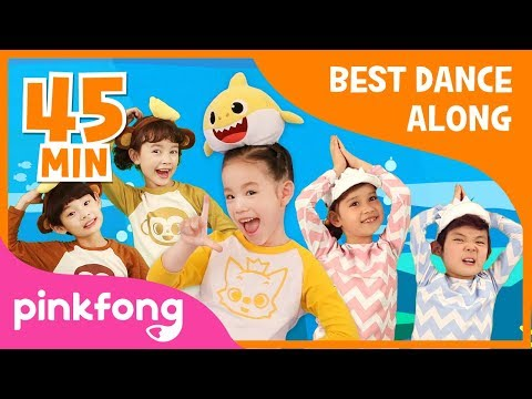 Xxx Mp4 Baby Shark Dance And More Best Dance Along Compilation Pinkfong Songs For Children 3gp Sex
