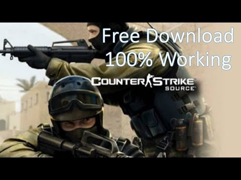 Gaming: how to download free 100% counter-strike source (no torrent).