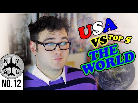 5 Lifestyle Differences Between Living in The USA VS Living Abroad  - NYAG #12