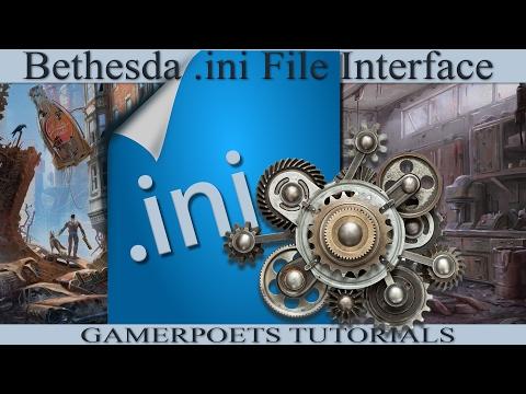 [Archived] : BethINI : Bethesda ini File Interface : Fallout 4