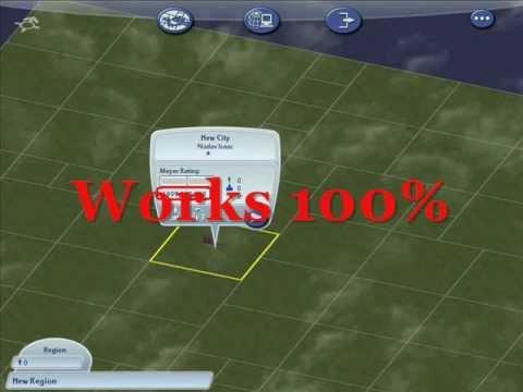 SimCity 4 - Money Cheat - Cheat Engine