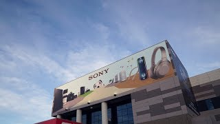 All the action from Sony at CES 2018