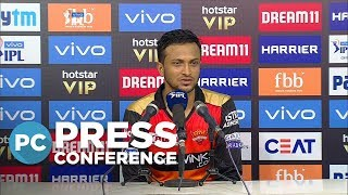 Hard to get a chance in Hyderabad's playing XI - Shakib