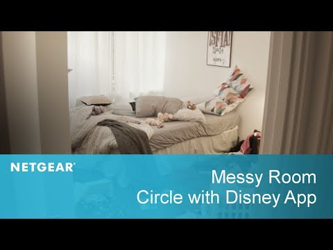 Messy Room | Circle with Disney