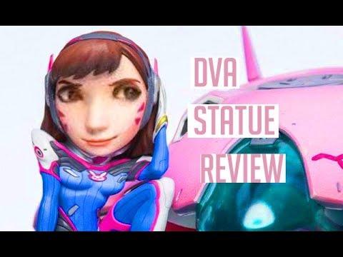 D.va Statue Review