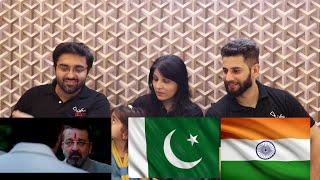Prassthanam - Official Trailer | PAKISTAN REACTION
