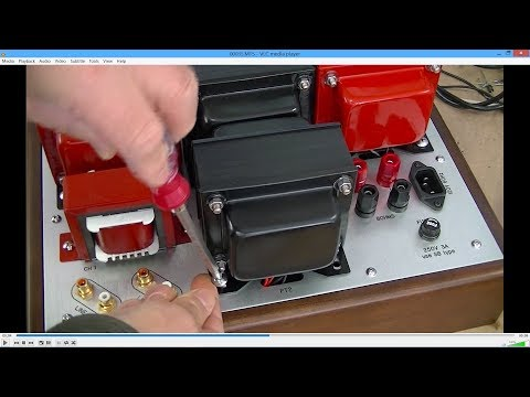tube audio lecture #11, how to build tube amplifiers part 3, KT88 OPTs PTs CHOKEs installation