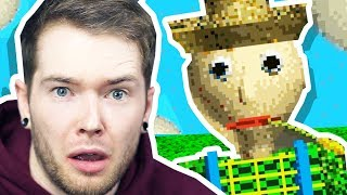 I Played BALDI'S New Game EARLY!