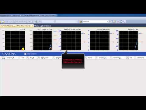 Instance Monitor - SSMS addin