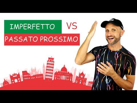 Learn Italian Phrases, Grammar and Culture Q&A - IMPERFETTO and PASSATO PROSSIMO [Ask Manu Italiano]