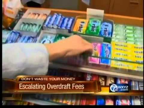escalating overdraft fees
