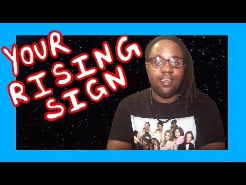 The Rising Sign In Astrology Rules Our Self-Image, But There's More! [Lamarr Townsend Astrologer]