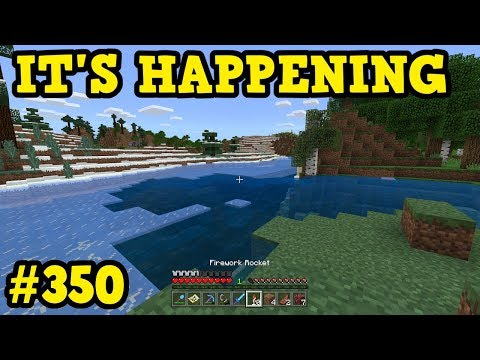 Minecraft Xbox Lets Play #350 - THE BIG CHANGE W/ Download