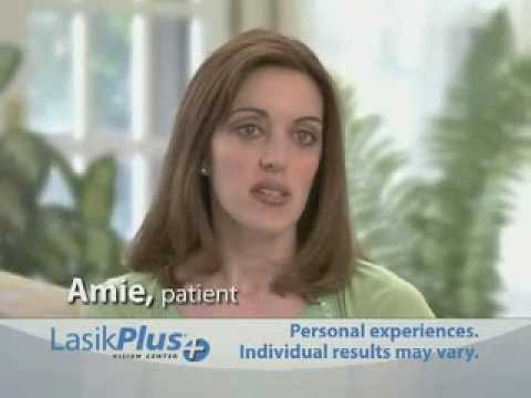 Amie Talks About Life After Having LASIK at LasikPlus