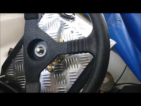 TELEFLEX STEERING CABLE FITTING