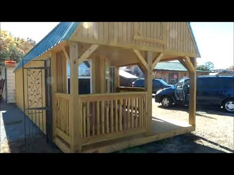 Tiny House/Cabin 12x30 $7,695  Watch Update Below