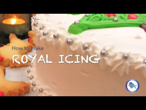 How to make Royal Icing recipe | Home Bird