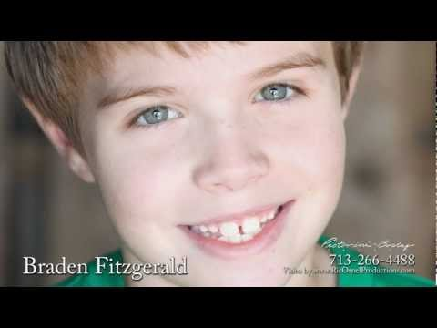 Braden Fitzgerald is represented by Texas top talent agency