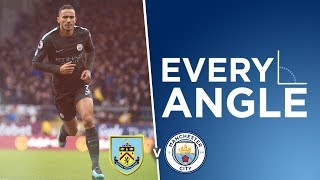 EVERY ANGLE | DANILO | Worldy goal | Burnley 1-1 Man City