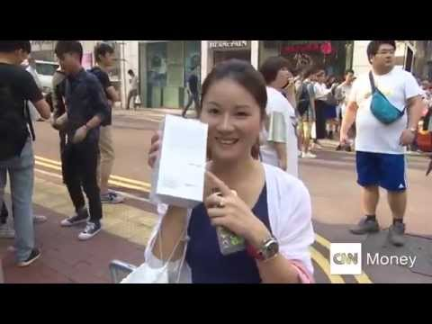 How China's iPhone 6 black market works   Video   Business News