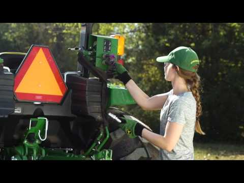 Notes From the Field: Maintain gravel drive using a box blade w/ hydraulic scarifiers