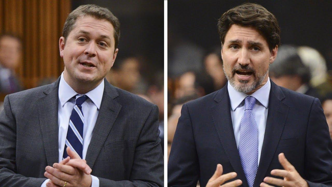 Trudeau grilled over rail blockades in question period