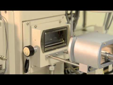 Removing a sample from the Hitachi S4700 Scanning Electron Microscope