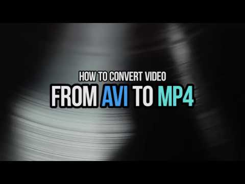 How to convert your video from AVI to MP4 with VSDC