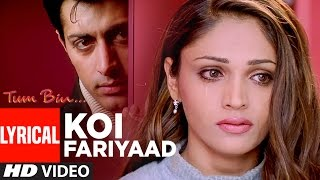 """Koi Fariyaad"" Full Song with Lyrics 