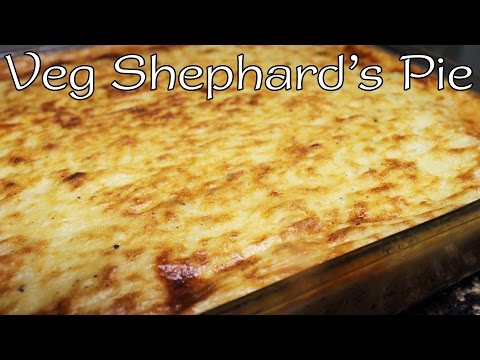 Vegetarian Shephard's Pie | Homemade Baking Recipes | Kanak's Kitchen