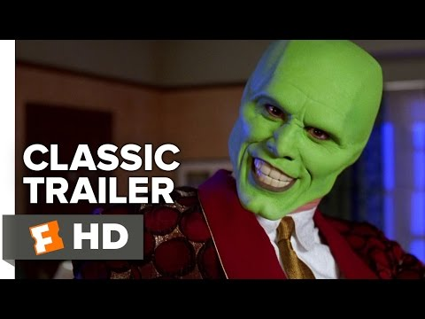 Xxx Mp4 The Mask 1994 Official Trailer Jim Carrey Movie 3gp Sex