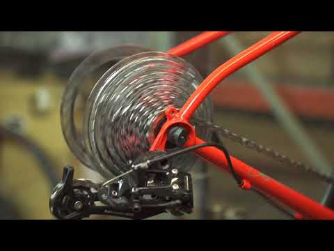 Removing and Replacing A wheel With Disc Brakes And Quick Release Axles