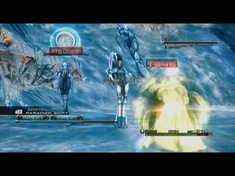 Final Fantasy XIII - how to beat the Shiva sisters