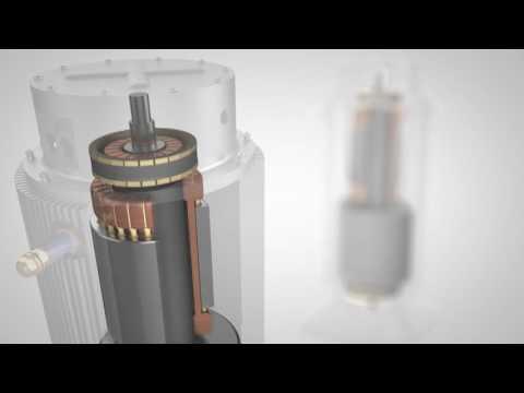 VYCON VDC Kinetic Energy Storage System