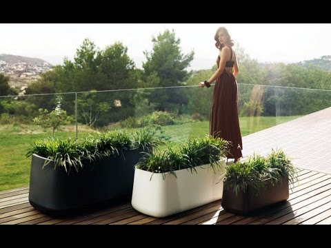 10 Modern Indoor Plant Pots that will Dress Up a Home